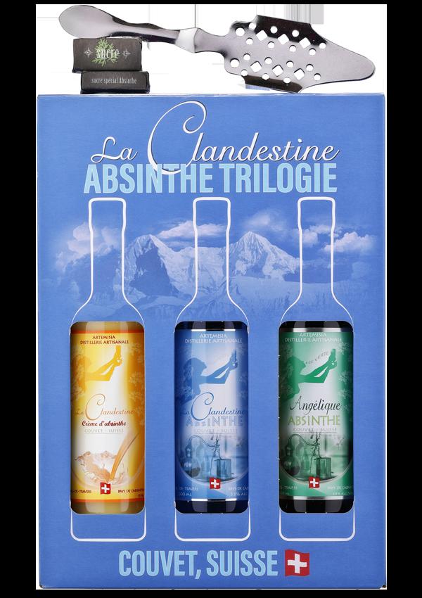 Absinthe La Clandestine